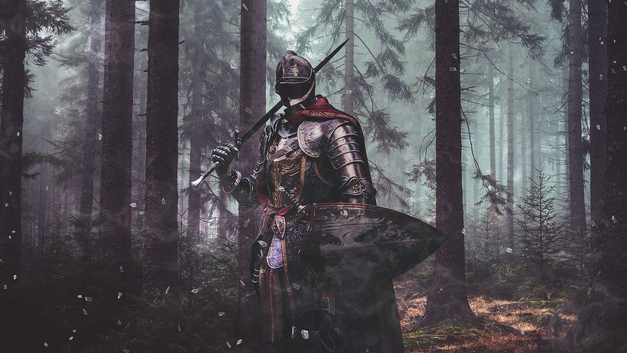 Рыцари мужчины